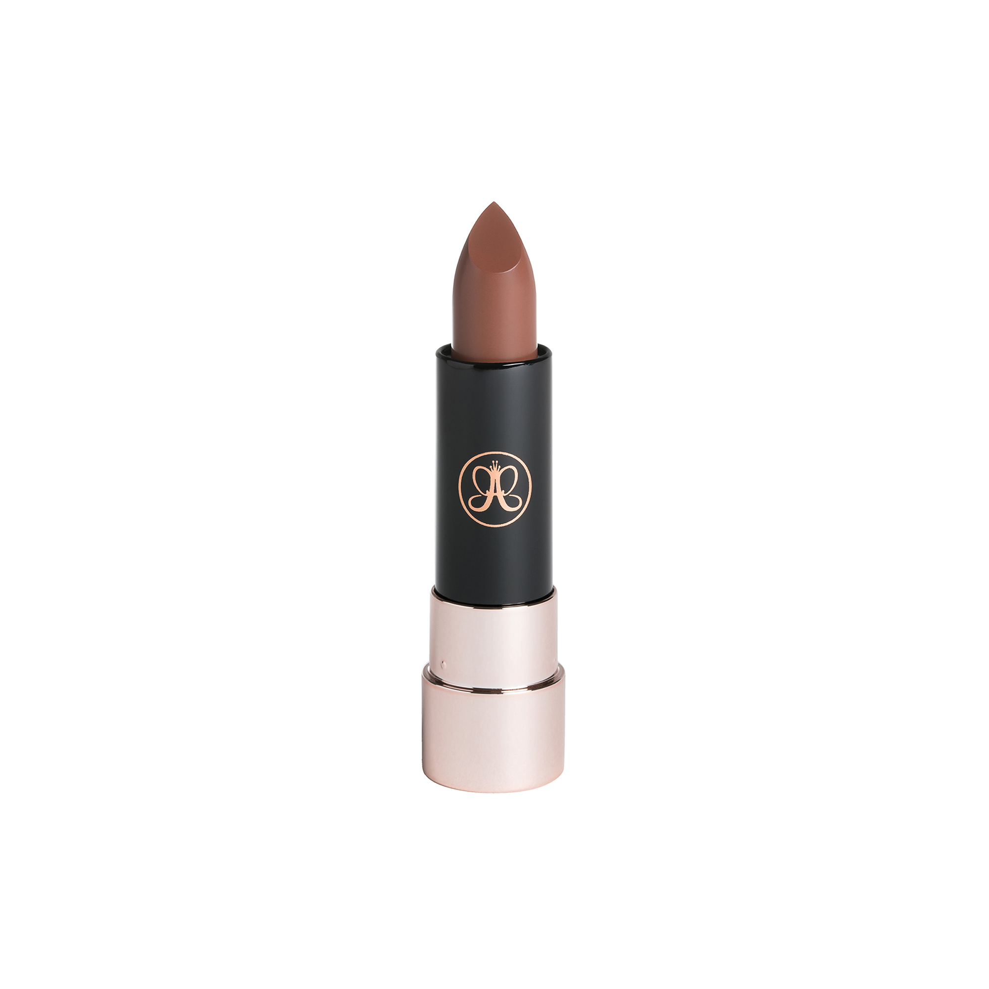 Matte Lipstick - Cool brown